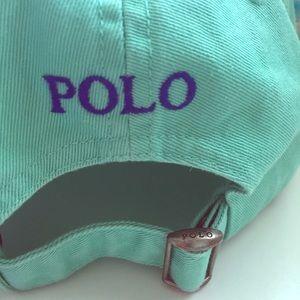 58e33e94af8 Polo by Ralph Lauren Accessories - (UNISEX) Polo Ralph Lauren Mint Baseball  Cap